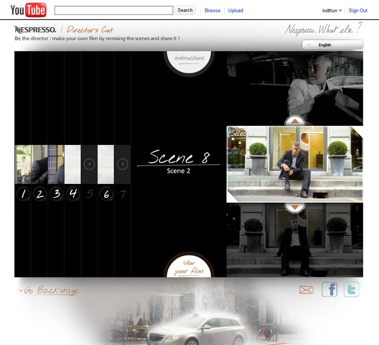 Nespresso youtube channel 4