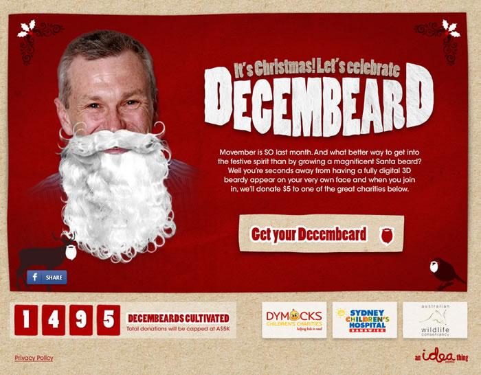 Campaign Decembeard